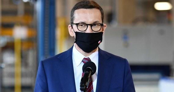 """Premier Mateusz Morawiecki oświadczył we wtorek, że w ramach """"Polskiego Ładu"""" nie będzie żadnych zmian w KRUS."""