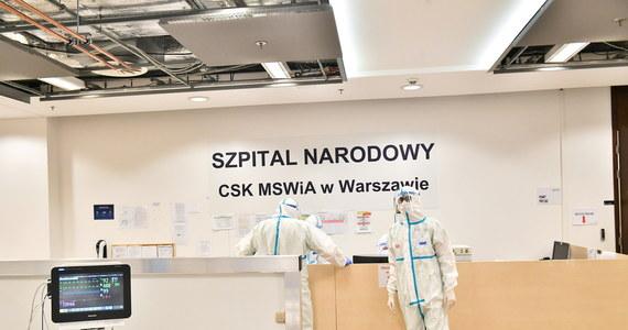 W najbliższą niedzielę ze szpitala tymczasowego na Stadionie Narodowym zostanie wypisany ostatni pacjent, a działalność szpitala zostanie zawieszona - poinformował szef KPRM, pełnomocnik rządu ds. narodowego programu szczepień Michał Dworczyk.