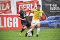 GKS Katowice przegrał ważny mecz i czeka co zrobią rywale