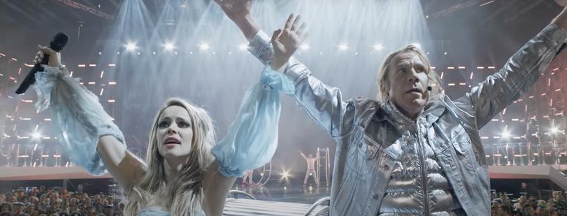 """""""Eurovision Song Contest: Historia zespołu Fire Saga"""" to komedia muzyczna, która powstała w minionym roku. W Polsce produkcja Nefliksa nie zdobyła szczytów popularności, ale w niektórych krajach stała się przebojem. Piosenka z tego filmu była nawet nominowana do Oscara!"""