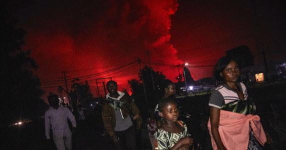 Co najmniej 15 osób nie żyje. Ponad 500 domów zostało zniszczonych. To tragiczny bilans po erupcji wulkanu Nyiragongo na wschodzie Demokratycznej Republiki Konga.