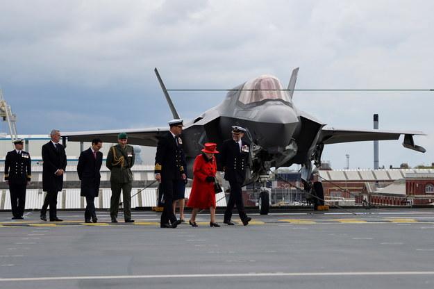 /Unaisi Luke/Royal Navy /PAP/EPA