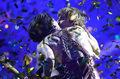 Eurowizja 2021: Męski pocałunek Maneskin. Damiano David ma narzeczoną