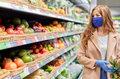 GUS podał dane o sprzedaży detalicznej w cenach stałych w kwietniu 2021 roku