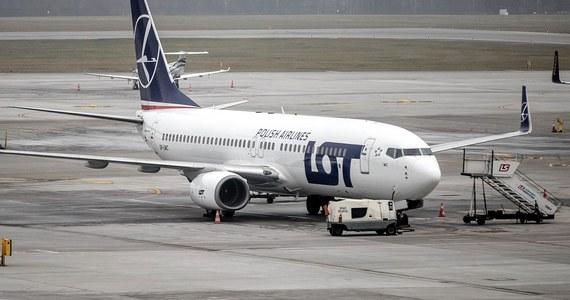 Rząd chce nakazać Polskim Liniom Lotniczym LOT wstrzymanie wlatywania w białoruską przestrzeń powietrzną - dowiedzieli się dziennikarze RMF FM. Decyzja w tej sprawie możliwa jest dziś lub jutro. U naszego narodowego przewoźnika ruszyły już przygotowania w tej sprawie.
