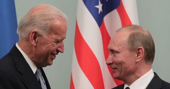 Prezydenci Stanów Zjednoczonych i Rosji, Joe Biden i Władimir Putin, spotkają się 16 czerwca w Genewie - przekazał Biały Dom. Informację potwierdziła Moskwa.