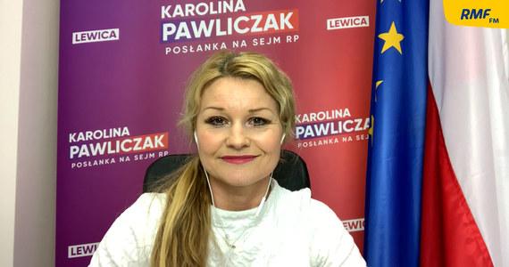"""W sprawie wyborów kopertowych powinna powstać komisja śledcza – przekonywała w Popołudniowej rozmowie w RMF FM Karolina Pawliczak. Posłanka Lewicy dodała również, że """"należy się zastanowić nad konstruktywnym wotum nieufności""""."""