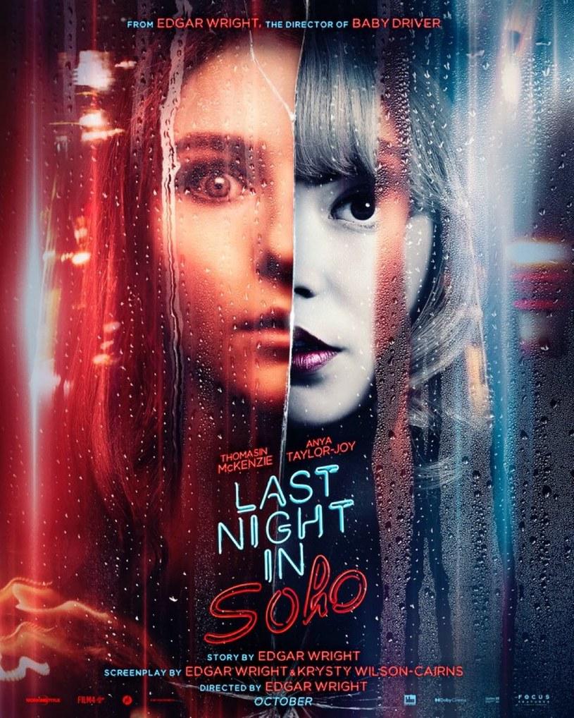 """Pojawił się pierwszy zwiastun do oczekiwanego filmu Edgara Wrighta """"Last Night in Soho"""". W głównej roli zobaczymy gwiazdę """"Gambitu królowej"""" Anyę Taylor-Joy."""