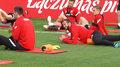 EURO 2020. Krychowiak z uśmiechem dotarł na kadrę. Co z Lewandowskim? Wideo