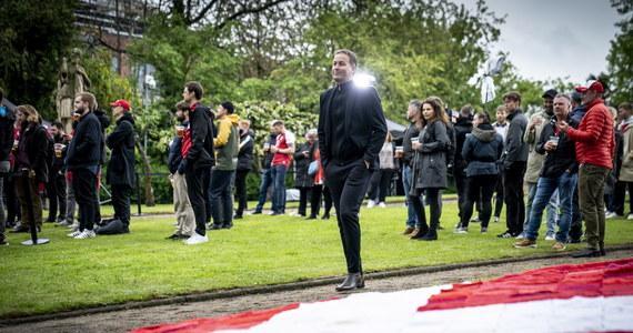 Dania, która rozegra wszystkie trzy mecze grupowe mistrzostw Europy w Kopenhadze, szykuje się na nie jak na święto narodowe.