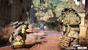 Call of Duty: Warzone pierwszą grą z PS4, która działa w 120 Hz na PS5