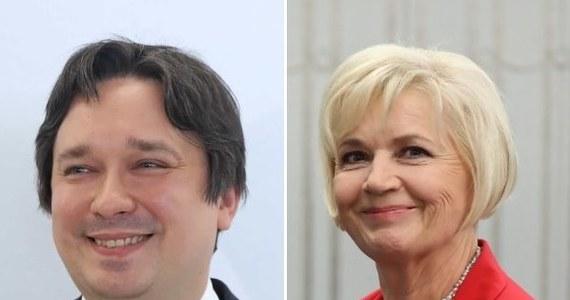 Lidia Staroń i Marcin Wiącek. Kim są kandydaci na RPO?  - RMF 24