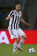 Serie A. Giorgio Chiellini zostaje w Juventusie na kolejny sezon