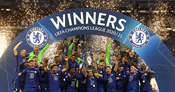 """Piłkarze Chelsea Londyn wygrali Ligę Mistrzów. W finale w Porto pokonali Manchester City 1:0 (1:0) po golu Kaia Havertza. """"The Blues"""" po raz drugi sięgnęli po Puchar Europy - poprzednio w 2012 roku."""
