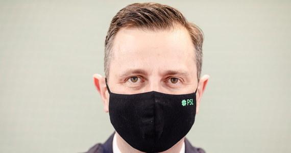W listopadzie powinien odbyć się kongres PSL, na którym ponownie wystartuję na prezesa partii - powiedział PAP szef PSL Władysław Kosiniak-Kamysz.