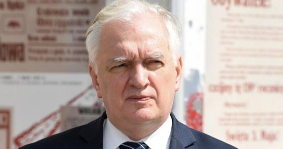 """Jeśli ktoś wypycha dziś Porozumienie z obozu rządowego, tym samym szkodzi Polsce - mówi w wywiadzie dla """"Super Expressu"""" wicepremier, lider Porozumienia Jarosław Gowin. Zaznacza również, że Porozumienie jest przygotowane także na wariant przyspieszonych wyborów."""
