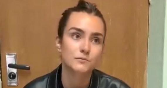 Zatrzymana przez władze białoruskie Sofia Sapiega, partnerka białoruskiego opozycjonisty i blogera Ramana Pratasiewicza, może zostać ułaskawiona bądź przekazana Rosji, aby mogła odbyć wyrok w swoim kraju - powiedział szef MSZ Białorusi Uładzimir Makiej.