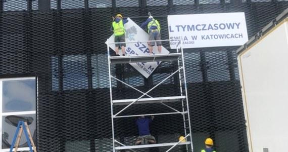 Koniec szpitala tymczasowego dla chorych na Covid- 19 w Katowicach. Właśnie rozpoczęła się jego likwidacja. Ma ona trwać do końca miesiąca. Szpital działał na ternie Międzynarodowego Centrum Kongresowego.