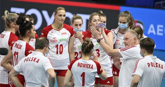 Polskie siatkarki przegrały we włoskim Rimini z Belgią 2:3 (15:25, 25:17, 19:25, 25:22, 12:15) w meczu piątej kolejki Ligi Narodów. To trzecia porażka w turnieju podopiecznych Jacka Nawrockiego, które w kolejnym spotkaniu w środę zmierzą się z Dominikaną.