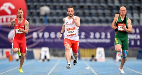 Trzynaście medali zdobyli pierwszego dnia Paralekkoatletycznych Mistrzostw Europy w Bydgoszczy polscy zawodnicy. Pięciokrotnie biało-czerwoni stawali na najwyższym stopniu podium, a podczas zawodów padł też fenomenalny rekord świata w skoku w dal.
