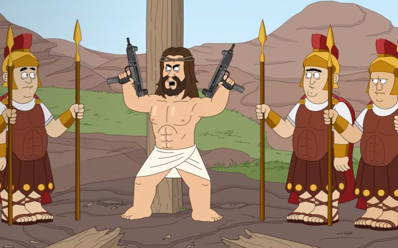 """Pod petycją o usunięcie z serialu """"Paradise PD"""" scen z Jezusem, które mają obrażać uczucia religijne, podpisało się przeszło 300 tys. osób. """"Netflix posunął się kolejny raz za daleko w swojej 'artystycznej' wolności słowa"""" - napisali autorzy apelu, który został umieszczony w serwisie CitizenGO."""