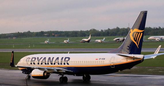 """Białoruska telewizja państwowa ONT wyemitowała materiał o okolicznościach lądowania w Mińsku samolotu Ryanair z Aten do Wilna, który określa jako """"śledztwo dziennikarskie"""". Przekonuje w nim, że służby Białorusi nie wiedziały, że na pokładzie samolotu był Raman Pratasiewicz."""