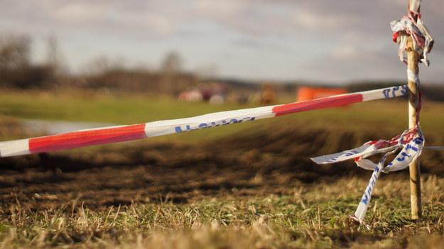 Wypadek helikoptera w Lubelskiem