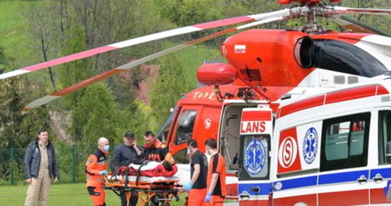 Pracowity długi weekend dla ratowników Tatrzańskiego Ochotniczego Pogotowia Ratunkowego w Tatrach. Tylko wczoraj musieli interweniować aż 12 razy.