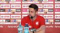 Euro 2020. Łukasz Fabiański: Cały czas czuję ogromną radość z bronienia. Wideo
