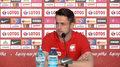 Euro 2020. Łukasz Fabiański o tym, jak przyjął decyzję Sousy. Wideo