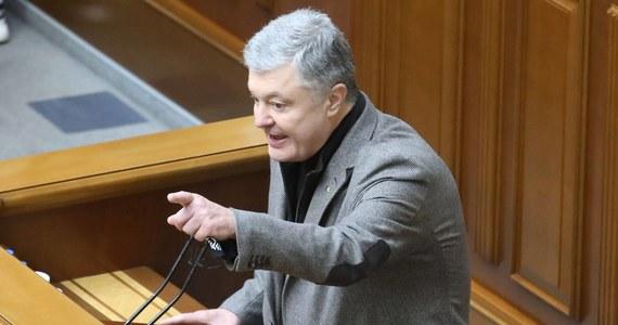 Były prezydent Ukrainy Petro Poroszenko i biznesmen Ihor Kołomojski odpowiadają kryteriom, na podstawie których mogą być wpisani do rejestru oligarchów - uważa ukraiński minister sprawiedliwości Denys Maluska.