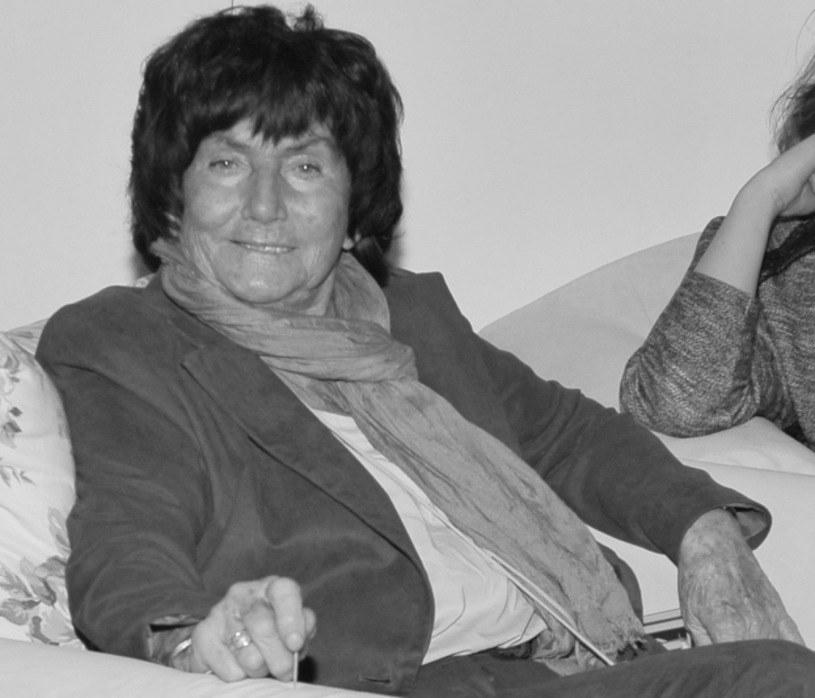 30 maja zmarła Barbara Sałacka, matka nieżyjącej aktorki Ewy Sałackiej. Reżyserka i realizatorka telewizyjna miała 89 lat. Rodzina podała właśnie termin pogrzebu.