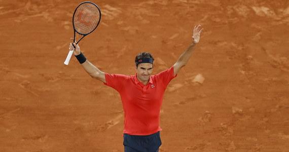 Były lider światowego rankingu Szwajcar Roger Federer, triumfator 20 turniejów wielkoszlemowych, wycofał się z French Open - poinformowali w niedzielę organizatorzy. Słynny tenisista miał rywalizować o ćwierćfinał z Włochem Matteo Berrettinim.