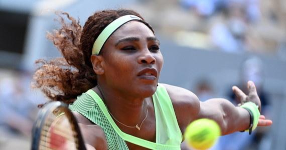 Serena Williams odpadła w 1/8 finału wielkoszlemowego turnieju French Open w Paryżu. Rozstawiona z numerem siódmym utytułowana Amerykanka przegrała 3:6, 5:7 z Jeleną Rybakiną z Kazachstanu (nr 21.).