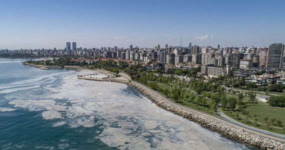 Prezydent Turcji Recep Tayyip Erdogan zapowiedział walkę z tzw. śluzem morskim, groźnym dla życia biologicznego organicznym osadem, którym pokrywane jest Morze Marmara, położone między Azją Mniejszą a Półwyspem Bałkańskim.
