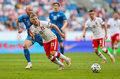 Polska - Islandia 2-2. Kibice Lecha Poznań zgotowali owacje jednemu graczowi