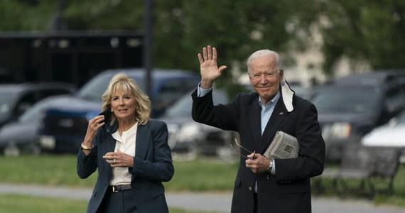 Prezydent Joe Biden wraz z żoną Jill wyruszył w swoją pierwszą podróż zagraniczną jako głowa państwa. Podczas niemal tygodniowej wizyty weźmie udział w szczytach G7, NATO, UE-USA oraz spotka się z Władimirem Putinem.