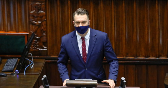 Sejmowa komisja regulaminowa, spraw poselskich i immunitetowych udzieliła nagany posłowi Łukaszowi Mejzie za niezłożenie w terminie oświadczenia majątkowego.