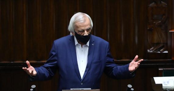 Wniosek KO i Lewicy o odwołanie mnie z funkcji wicemarszałka Sejmu będzie rozpatrywany na kolejnym posiedzeniu Sejmu 23-24 czerwca - poinformował wicemarszałek Sejmu Ryszard Terlecki (PiS).