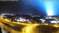 Szczecin: Nietypowe zjawisko na niebie. Wszystko przez... kunę