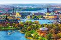 Sztokholm: najmniejsze z największych miast