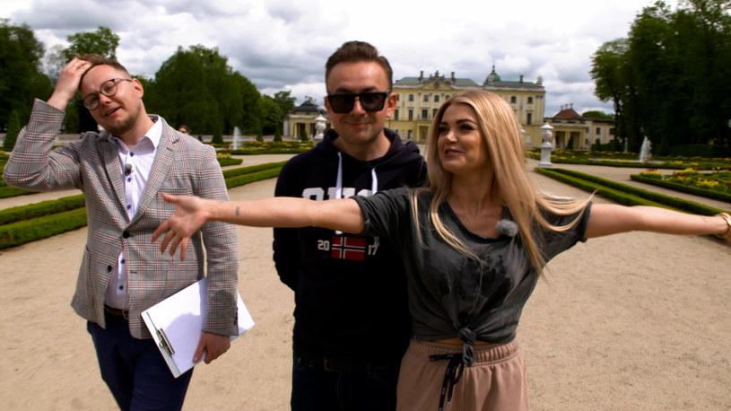 """Ekipa programu """"Disco Weekend z Blondi"""" w Polo TV tym razem wylądowała w Białymstoku, który jest szczególnie ważny dla gwiazd muzyki tanecznej."""