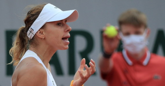 Magda Linette i amerykańska tenisistka Bernarda Pera przegrały z Czeszkami Barborą Krejcikovą i Kateriną Siniakovą 1:6, 2:6 w półfinale wielkoszlemowego French Open. Szansę na występ w finale będzie miała za to Iga Świątek.