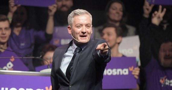Zgromadzenie ogólne Wiosny podjęło w piątek decyzję o samorozwiązaniu partii; to kolejny etap budowania nowej formacji politycznej w ramach Nowej Lewicy - przekazał PAP sekretarz generalny Wiosny Krzysztof Gawkowski.