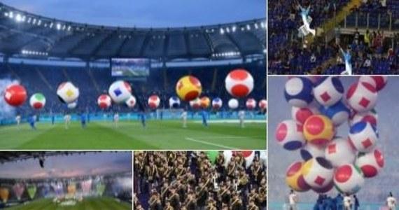 Boccelli, legendarni piłkarze i widowiskowe fajerwerki. Ceremonia otwarcia Euro 2020 - RMF 24