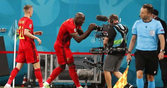 Belgijski piłkarz Romelu Lukaku gola zdobytego w meczu z Rosją w mistrzostwach Europy zadedykował Duńczykowi Christianowi Eriksenowi, który zasłabł w trakcie wcześniejszego spotkania grupy D z Finlandią (0:1).