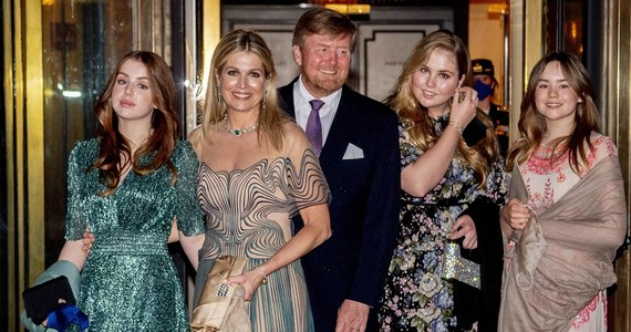 Holenderska księżniczka Amalia postanowiła zrezygnować z przysługującego jej wynagrodzenia. 18-latka miała otrzymywać rocznie prawie 2 miliony euro z budżetu państwa.