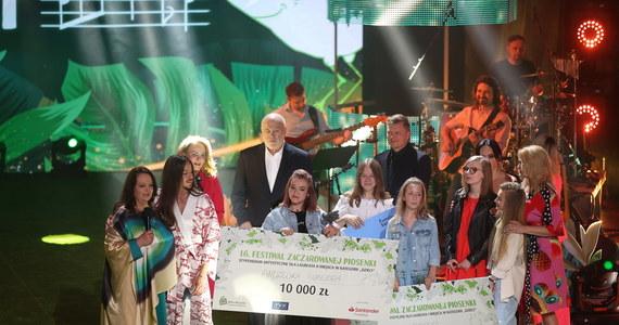 """Koncert laureatów """"Spotkajmy się z radością – mimo wszystko!"""" odbędzie się dziś w centrum ICE w Krakowie. Wraz ze zwycięzcami sobotniego Festiwalu Zaczarowanej Piosenki wystąpią m.in. Andrzej Piaseczny, Halina Młynkova, Czesław Mozil."""