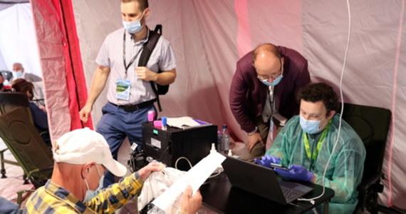 W ten weekend w czterech miejscach w Małopolsce rozstawione zostały mobilne punkty szczepień przeciwko Covid-19. Każdy, kto ma wystawione e-skierowanie, może przyjąć tam jednodawkowy preparat Johnson & Johnson. Nie ma konieczności wcześniejszego umawiania się.