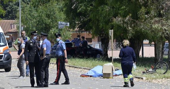 Trzy osoby zginęły dzisiaj w podrzymskiej miejscowości Ardea, gdzie mężczyzna zaczął strzelać na ulicy. Wśród ofiar są dwoje dzieci oraz starszy mężczyzna. Jak podają włoskie media - sprawca ataku popełnił samobójstwo.